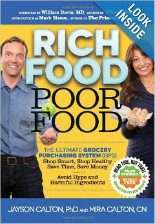 Rich Food Poor Food Book Review